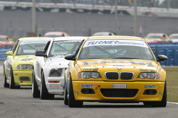 #96 Turner Motorsport BMW M3: Justin Marks, Bill Auberlen leads the field