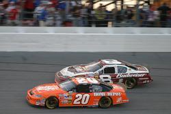 Tony Stewart and Dale Earnhardt Jr.