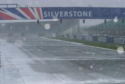 Snowy Silverstone