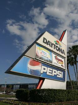 Welcome to Daytona International Speedway