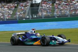 Jacques Villeneuve, Sauber C24