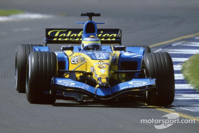 2005. Переможець: Джанкарло Фізікелла, Renault