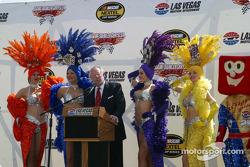 Mayor of Las Vegas, Oscar Goodman