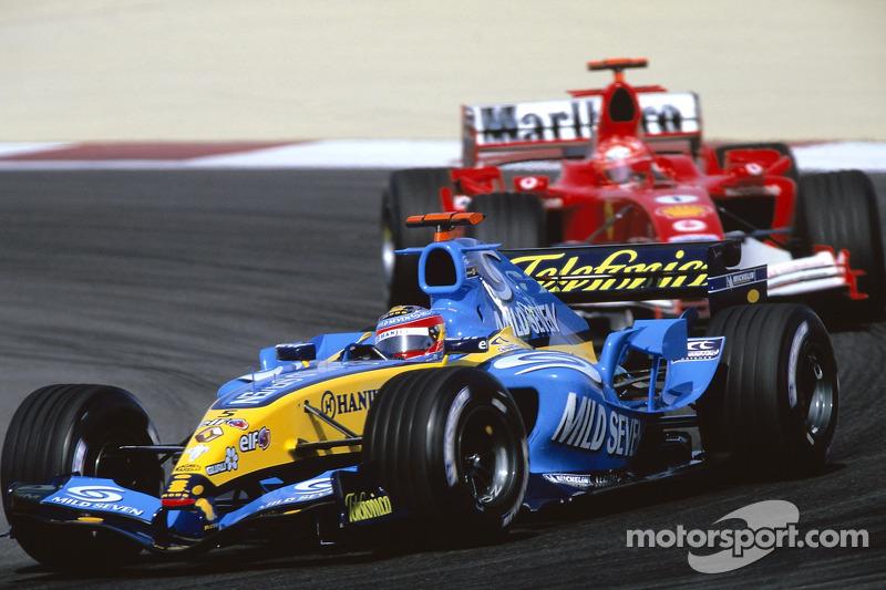 3- Gran Premio de Bahrein de 2005