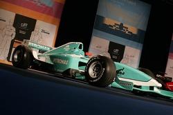 DAMS GP2 car