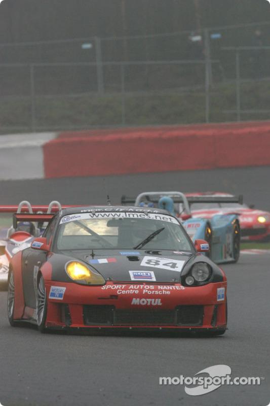 #84 Jubin Bernard Porsche 996 GT3 R: Sylvain Noël, Bruno Houzelot