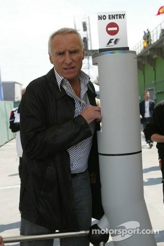 Dietrich Mateschitz, dueño de Red Bull Racing