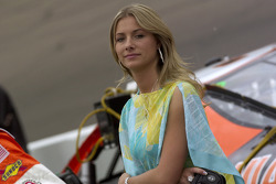 Clint Bowyer's girlfriend