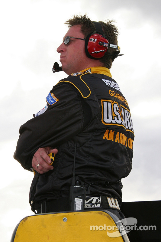 Un membre de l'équipe U.S. Army