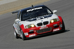 #21 Prototype Technology Group BMW M3: Bill Auberlen, Joey Hand