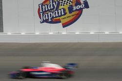 Kosuke Matsuura at speed