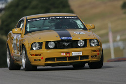 #55 Multimatic Motorsports Mustang: James Gue, Gunnar Jeannette