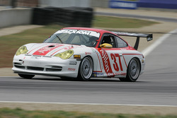 #37 TPC Racing Porsche GT3 Cup: John Littlechild, Spencer Pumpelly