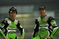 Shinya Nakano and Oliver Jacque