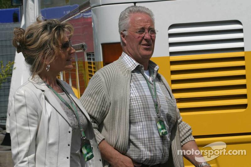 Rolf Schumacher and Barbara Stahl