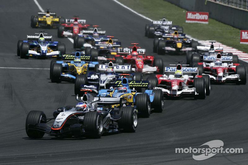 2005 İspanya: McLaren