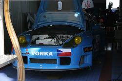 Porsche 911 GT3 RS of Vonka and Casadei