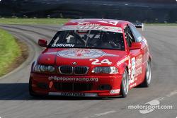 Jim Osborn (#24 BMW 325Ci)