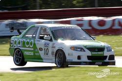 Ryan Pilla (Mazda Protegé ES n°10)