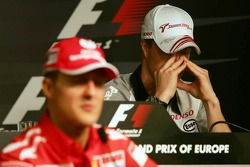 FIA Thursday press conference: Michael Schumacher and Ralf Schumacher