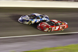 Kasey Kahne and Rusty Wallace