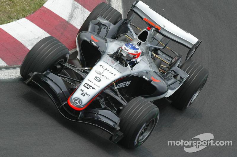 2005: Кими Райкконен, McLaren MP4-20 Mercedes