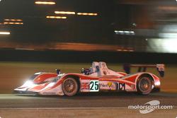 #25 RML Lola MG: Thomas Erdos, Mike Newton, Warren Hughes