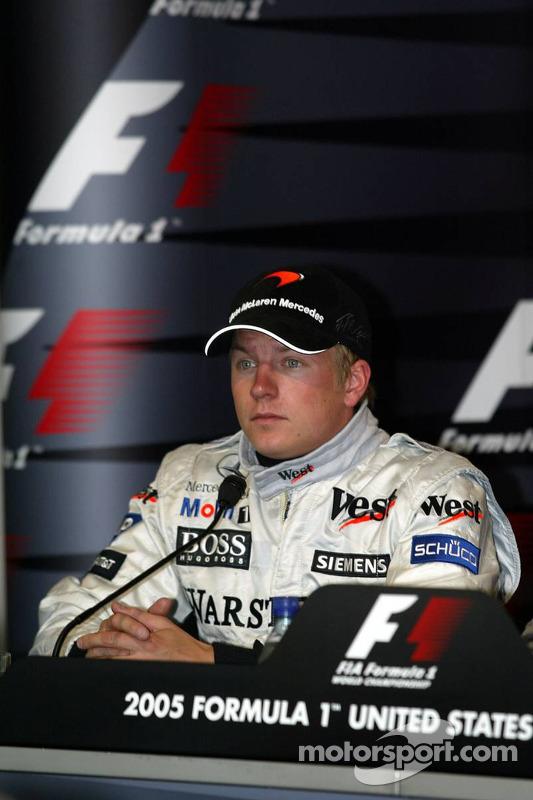 Conferencia de prensa sábado: Kimi Raikkonen