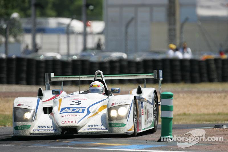 2005 - Audi R8 : JJ Lehto, Marco Werner, Tom Kristensen
