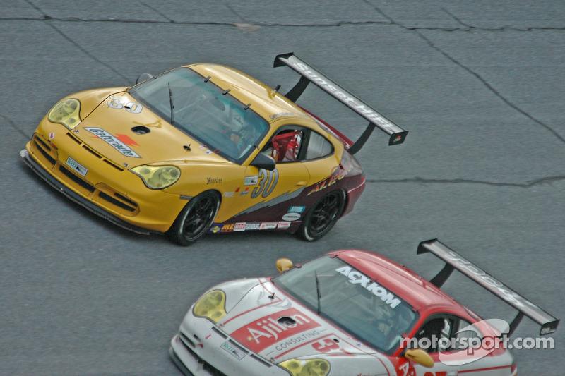 Alegra Motorsports Porsche GT3 Cup : Carlos de Quesada, Scooter Gabel