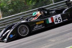 #45 Lucchini Engineering Lucchini XV LMP2-Judd: Pier Giuseppe Peroni, Mirco Savoldi
