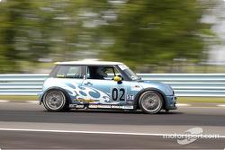 #02 Nuzzo Motorsports Mini Cooper S