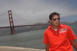 Рубен Чаус в Сан-Франциско