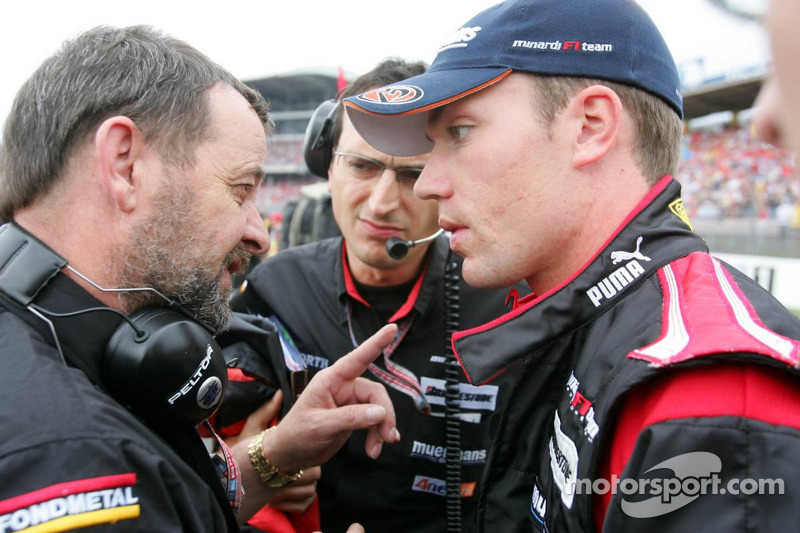 Paul Stoddart and Robert Doornbos