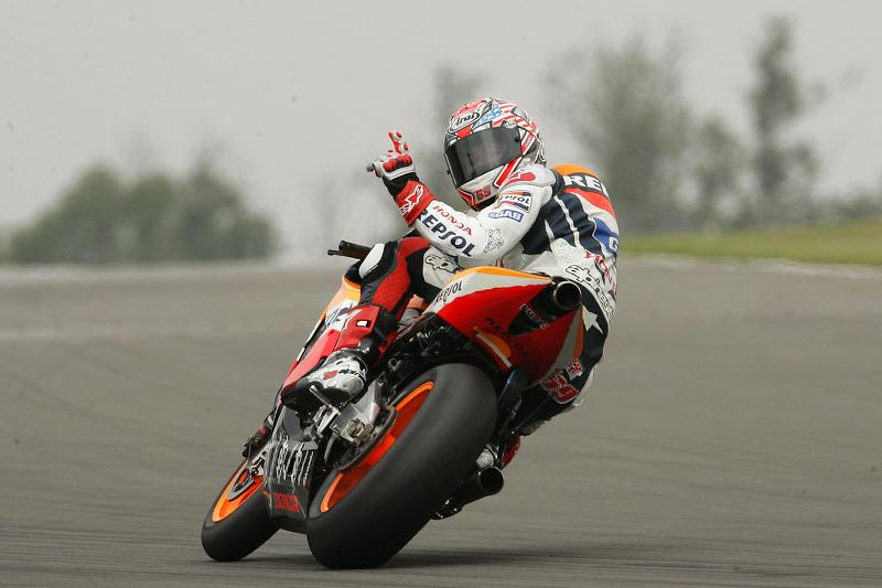 2005: Nicky Hayden, Repsol Honda