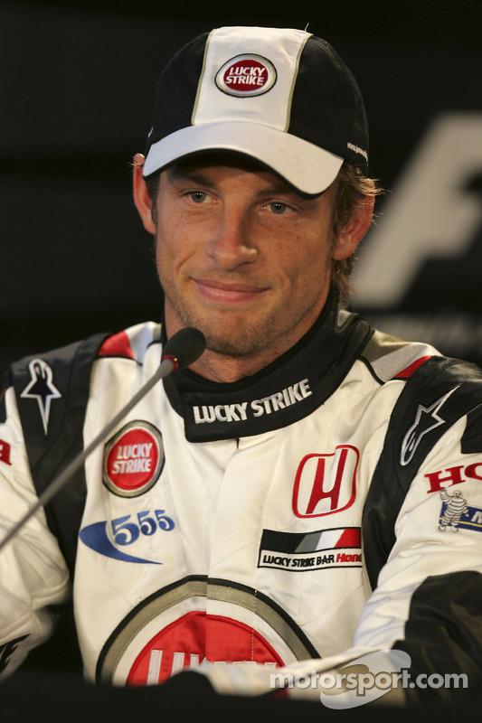 Conferencia de prensa: Jenson Button