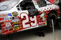 The Brickyard on the Goodwrench Chevy