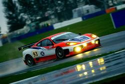 #93 Scuderia Ecosse Ferrari 360 Modena GTC: Andrew Kirkaldy, Nathan Kinch