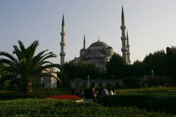 Visit of Istanbul
