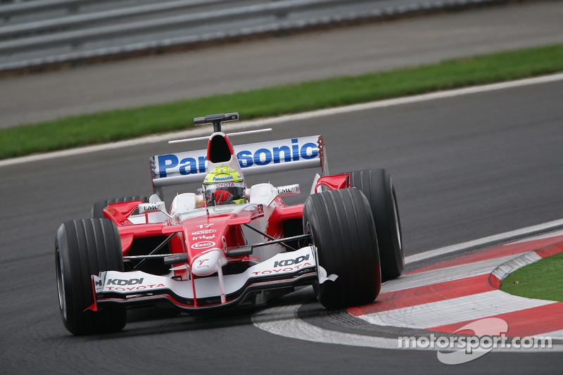 Ralf Schumacher - 2 puan