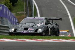 #14 Lister Racing Lister Storm GT: Justin Keen, Liz Halliday, Jens Moller, Bobby Verdon-Roe
