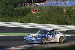 #67 Autorlando Sport Porsche 996 GT3-RSR: Luigi Moccia, Franco Groppi, Joel Camathias