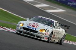 #107 Scuderia Giudici Maserati Light GT 4200: Gianni Giudici, Diego Romanini, Raffaele Raimondi