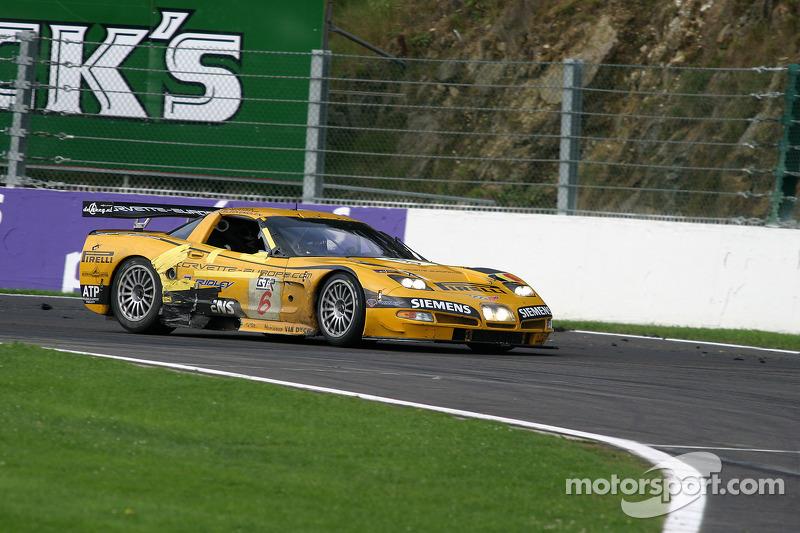#6 GLPK Racing Corvette C5-R: Bert Longin, Anthony Kumpen, Mike Hezemans, Jeroen Bleekemolen