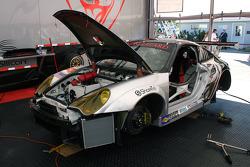 Flying Lizard Motorsports Porsche 911 GT3 RSR