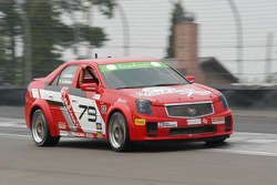 #79 Team Salad Racing Cadillac CTS-V: Mark Sandridge, John Heinricy