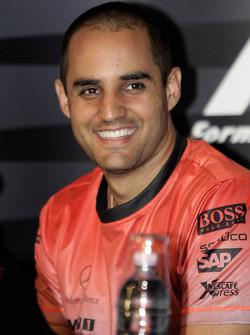 FIA Thursday press conference: Juan Pablo Montoya