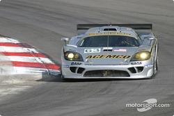 #63 ACEMCO Motorsports Saleen S7-R: Terry Borcheller, Johnny Mowlem