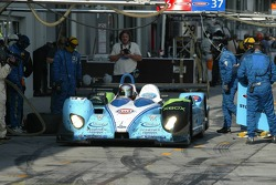 #37 Paul Belmondo Racing Courage C65 Ford: Paul Belmondo, Didier André, Yann Clairay