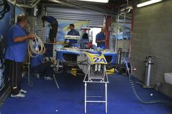 Durango team members at work